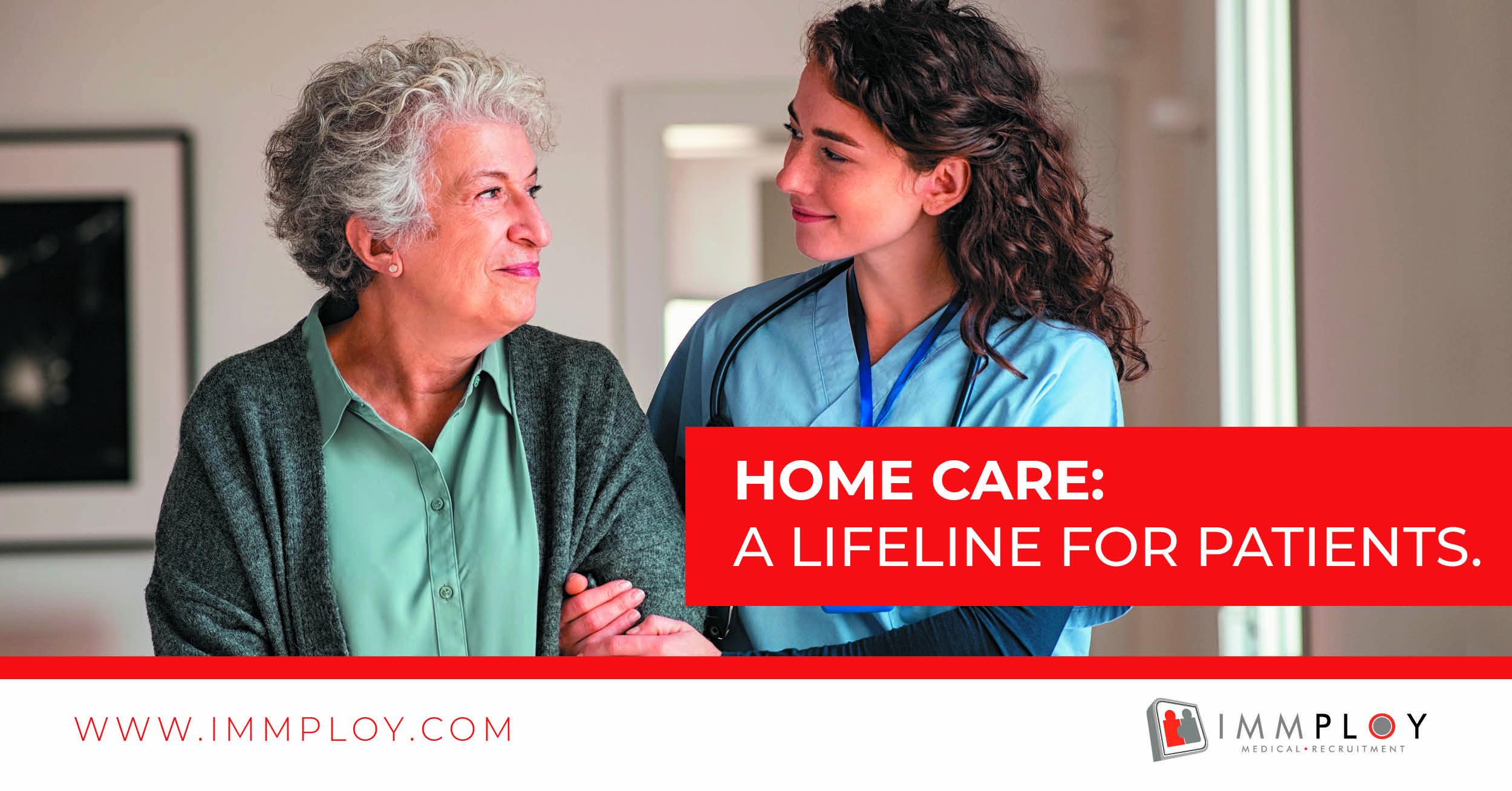 Home Care: A Lifeline for Patients